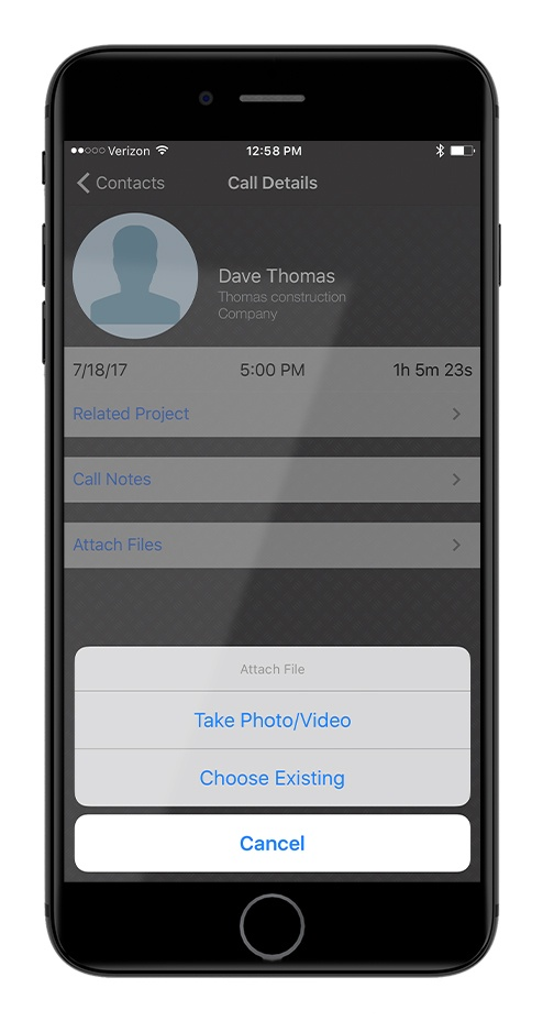 OnSite Dialog - Construction App