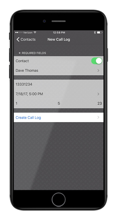OnSite Dialog - Construction App