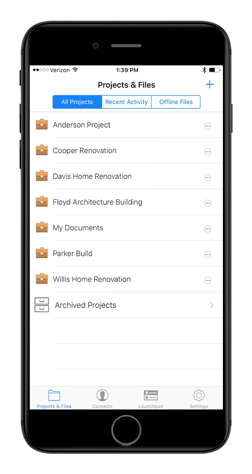 OnSite PlanRoom - Construction App