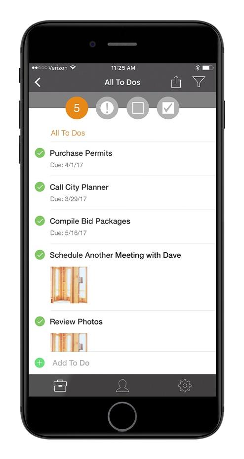 OnSite ToDos Construction App