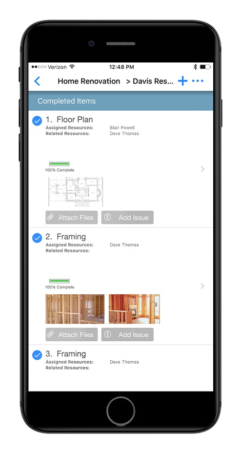 OnSite Punchlist - Construction Punch List App